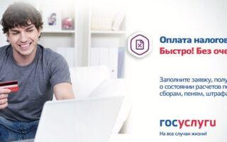 Как проверить и оплатить свою налоговую задолженность онлайн