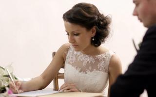 Что такое брачный контракт и как его составить