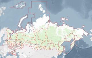 Публичная кадастровая карта: как найти участок или свободную землю