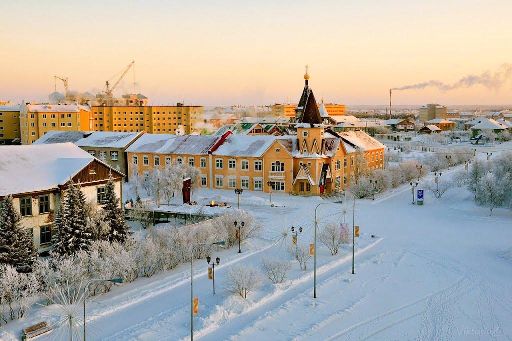 МФЦ Ненецкого автономного округа