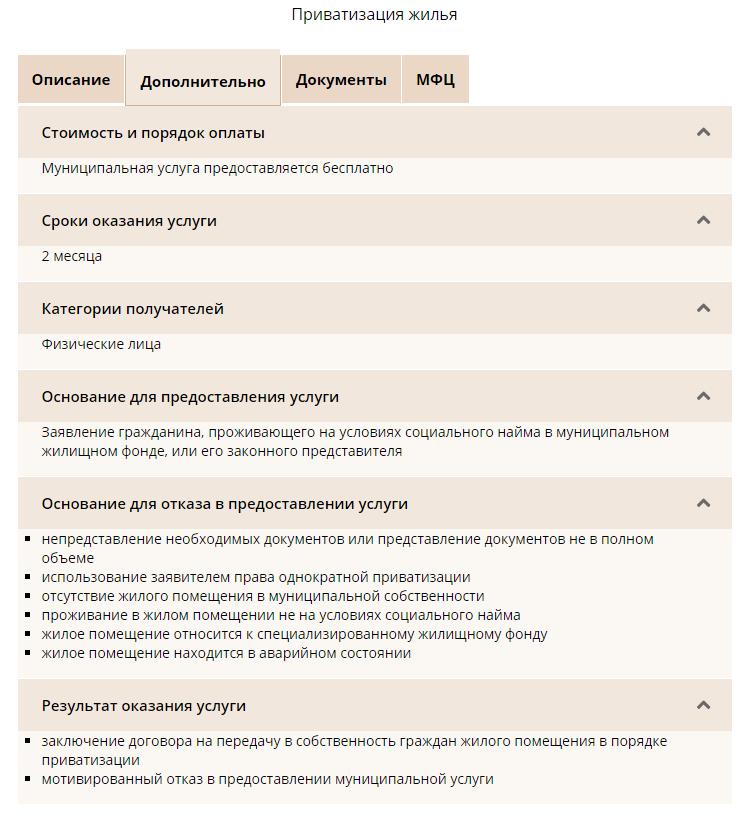 Приватизация квартиры МФЦ Воронеж