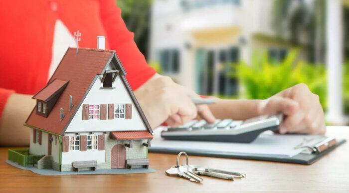 Сколько стоит оформить дом