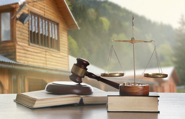 Легализация самостроя через суд